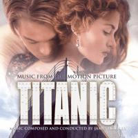 Rose (Instrumental) James Horner & Titanic Orchestra