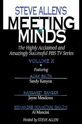 Meeting of Minds, Volume X - Steve Allen