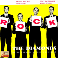 Little Darlin' The Diamonds & David Carroll and His Orchestra