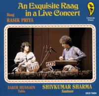 Raga Rasik Priya: Gat In Medium Teen Taal Pandit Shivkumar Sharma & Zakir Hussain