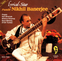 Raga Nat Bhairav: Gat In Medium Teen Taal Pandit Nikhil Banerjee