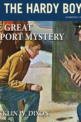 The Great Airport Mystery: The Hardy Boys, Book 9 (Unabridged) - Franklin W. Dixon
