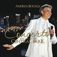Amazing Grace Andrea Bocelli, Alan Gilbert & New York Philharmonic