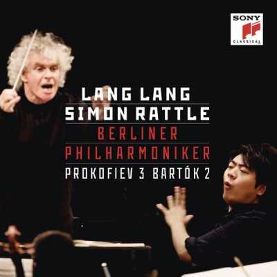 郎朗, 柏林爱乐乐团 & Sir Simon Rattle - Prokofiev: Piano Concerto No. 3 - Bartók: Piano Concerto No. 2 (Deluxe Version with Video)