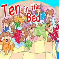 Ten in the Bed Kim Mitzo Thompson