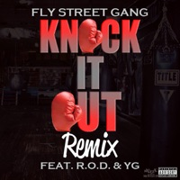 Knock It Out Remix (feat. YG & R.O.D.) - Single - Fly Street Gang mp3 download