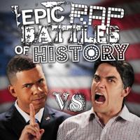 Barack Obama vs Mitt Romney Epic Rap Battles of History MP3