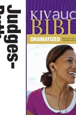 Dramatized Audio Bible - King James Version, KJV: (07) Judges and Ruth (Unabridged) - Zondervan Bibles