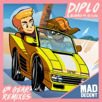6th Gear (Remixes) [feat. Kstylis] - EP - Diplo & Alvaro mp3 download