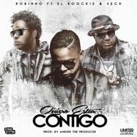 Quiero Estar Contigo (Single) - El Roockie, Sech & Robinho mp3 download