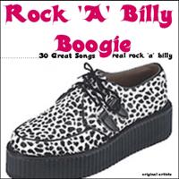 Rock Billy Boogie Johnny Burnette & The Rock 'N' Roll Trio