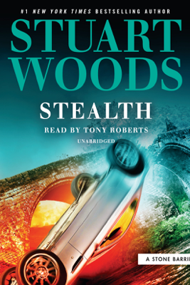 Stealth (Unabridged) - Stuart Woods