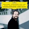 Gewandhausorchester Leipzig & Andris Nelsons - Bruckner: Symphonies Nos. 6 & 9 – Wagner: Siegfried Idyll / Parsifal Prelude  artwork