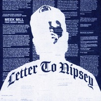 Letter To Nipsey (feat. Roddy Ricch) - Single - Meek Mill mp3 download