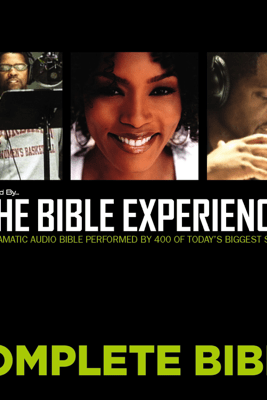 Inspired By … The Bible Experience Audio Bible - Today's New International Version, TNIV: Complete Bible - Zondervan