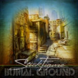 Burial Ground - Stick Figure