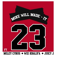 23 (feat. Miley Cyrus, Wiz Khalifa & Juicy J) - Single - Mike WiLL Made-It mp3 download