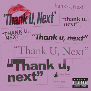thank u, next - thank u, next mp3 download