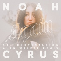 Again (feat. XXXTENTACION) [Alan Walker Remix] - Single - Noah Cyrus mp3 download