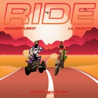 RIDE! (feat. Lil Yachty) - Single - Jban$2Turnt mp3 download