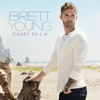 Brett Young - Ticket to L.A.  artwork