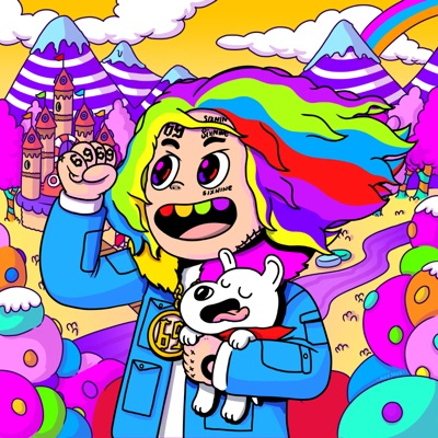 Keke - 6IX9INE Feat. Fetty Wap & A Boogie Wit Da Hoodie mp3 download