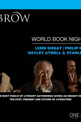 HiBrow: World Book Night 2011 (Original Recording) - Lemn Sissay, Hayley Atwell, Stanley Tucci & Philip Pullman