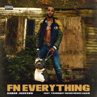 Fn Everything (feat. YoungBoy Never Broke Again) - Single - Damar Jackson mp3 download
