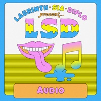 Audio (feat. Sia, Diplo & Labrinth) - Single - LSD