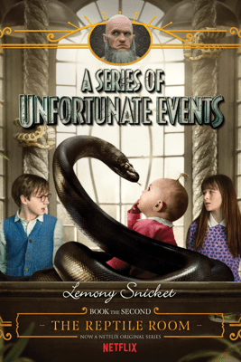 A Series of Unfortunate Events #2: The Reptile Room - Lemony Snicket