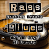Bass Backing Tracks - Blues Backing Tracks for Bass players in all keys  artwork