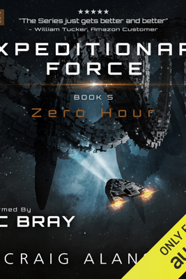 Zero Hour: Expeditionary Force, Book 5 (Unabridged) - Craig Alanson
