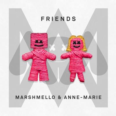 Friends - Marshmello & Anne-Marie mp3 download