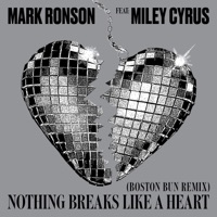 Nothing Breaks Like a Heart (Boston Bun Remix) [feat. Miley Cyrus] - Single - Mark Ronson mp3 download