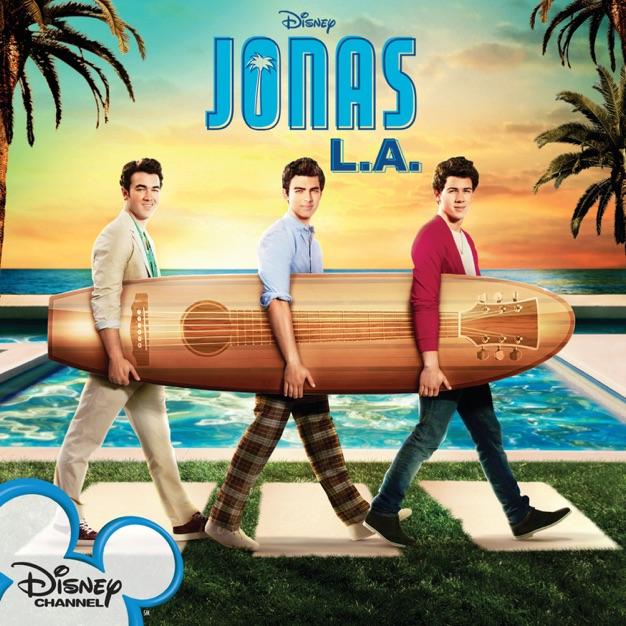 Jonas Brothers – Jonas L.A. [iTunes Plus AAC M4A]