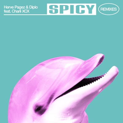 Spicy (Majestic Remix) - Herve Pagez & Diplo Feat. Charli XCX mp3 download