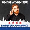 Andrew Santino - Andrew Santino: Homefield Advantage (Original Recording)  artwork