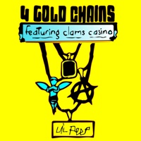 4 Gold Chains (feat. Clams Casino) - Single - Lil Peep mp3 download