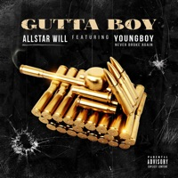 Gutta Boy (feat. Youngboy Never Broke Again) [Remix] - Single - All-Star Will mp3 download