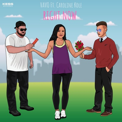 Right Now - VAVO Feat. Caroline Kole mp3 download