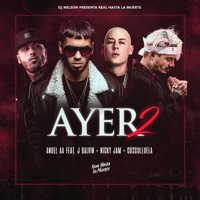 Ayer 2 (feat. J Balvin, Nicky Jam & Cosculluela) - Single - Anuel AA & DJ Nelson mp3 download