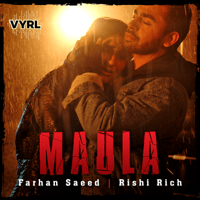Maula Farhan Saeed & Rishi Rich