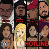 Hotline (feat. DaBaby) - Single - 20 Vision mp3 download