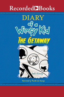 Diary of a Wimpy Kid: The Getaway - Jeff Kinney
