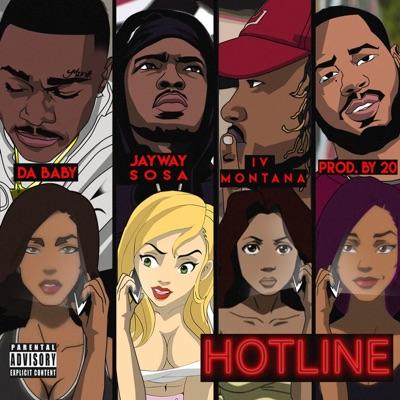 Hotline (feat. Jayway Sosa, DaBaby & IV Montana) - Single - Producer20 mp3 download