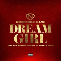 Dream Girl (feat. Jeremih, Ty Money & Quavo) - Single - Ncredible Gang mp3 download
