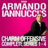 Armando Iannucci - Armando Iannucci's Charm Offensive: Series 1-4: The Complete BBC Radio 4 Collection  artwork