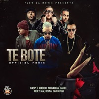 Te Boté (feat. Darell, Nicky Jam & Ozuna) [Remix] - Single - Nio García, Casper Mágico & Bad Bunny mp3 download