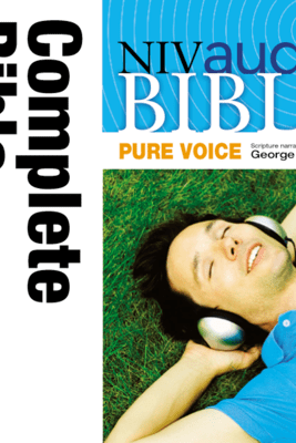 Pure Voice Audio Bible - New International Version, NIV (Narrated by George W. Sarris): Complete Bible - Zondervan