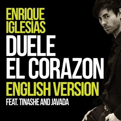 恩里克·伊格莱西亚斯 - DUELE EL CORAZON (English Version) [feat. Tinashe & Javada] - Single